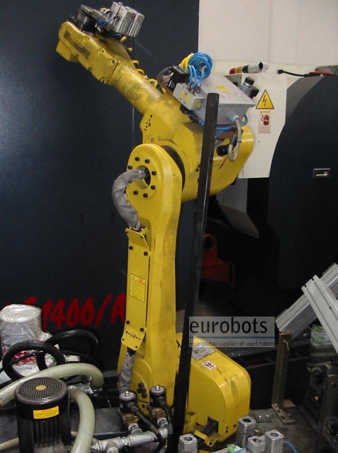 Kawasaki Quick Change Robots