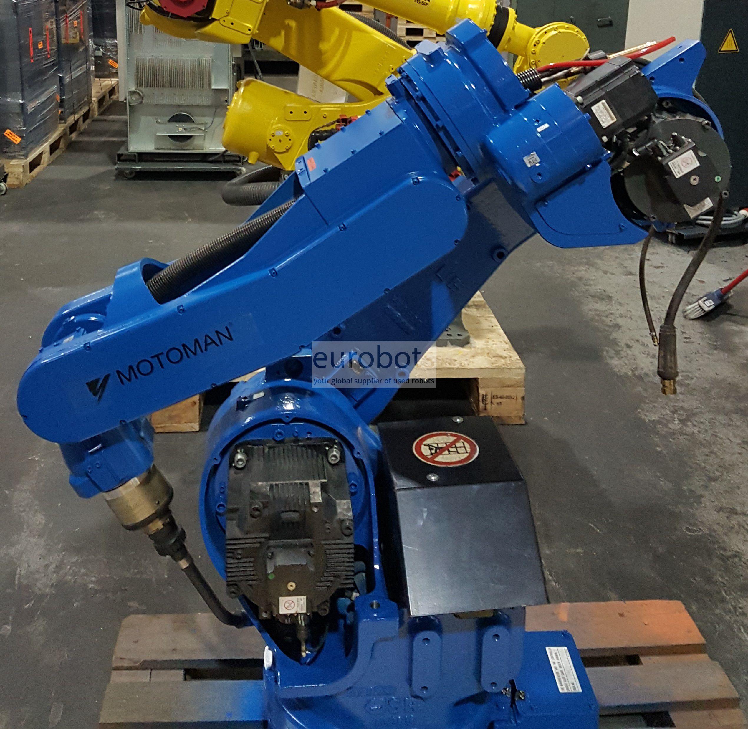 Used Robots Used Industrial Robots Abb Kuka Fanuc Kawasaki  # Muebles Liga Trace