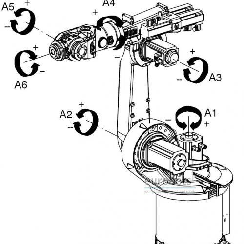 kuka kr15 arc welding robot with fronius tps4000 mig mag welding